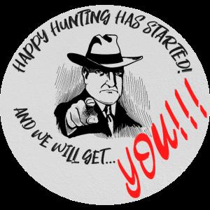 Happy Hunting!
