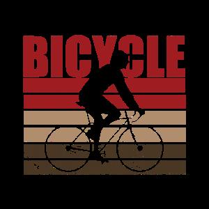 Fahrrad Fahrradfahren Radsport Retro