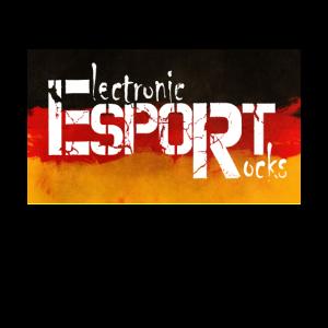 Esport Deutschland Shirt Lanparty Clan Shirt