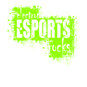Esports Electronic Sports Rocks E-Sport Shirt