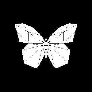 Polygon Schmetterling