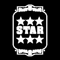Der Star Schöne Verzierung Rahmen Japanisch
