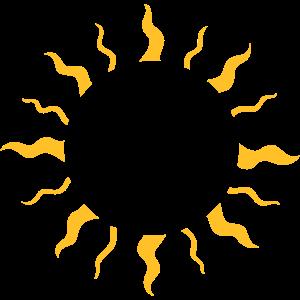 Sonne, sun, Blume des Lebens, flower of life