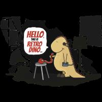 Retro Dino