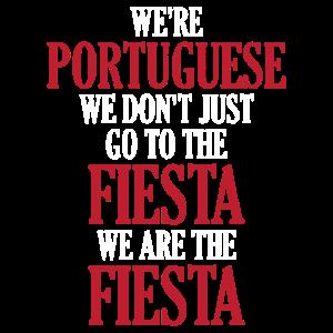 Portugiesische Fiesta Wir sind Portugiesen Wir sind die