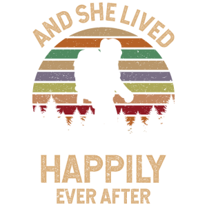 Und sie hat glücklich gelebt - Retro Hiking
