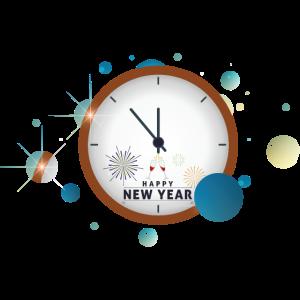 New Year - Neujahr