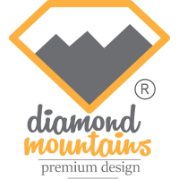 Diamond Mountain von campodearte.pl