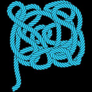 Seil klettern segeln Knoten Schnur Leine