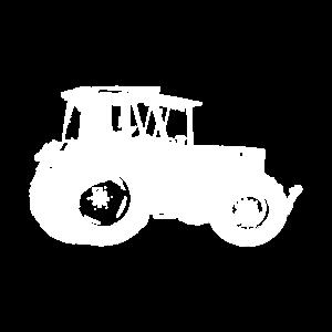 Traktor Trecker Schlepper Landwirt Landwirtschaft