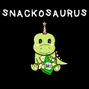 Snackosaurus - Sack und Dinosaurier