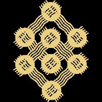 Muster Figur Symmetrie Geometrie Abstrakt