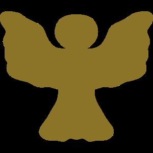 Engel - vollflächig