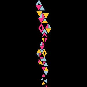 Muster Ecken