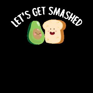 Avocado get smashed - Gemüse, Obst, Vegetarier
