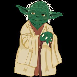 Yoda Vektor Art