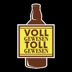Cooler Spruch für alle Bier-Trinker Geschenk