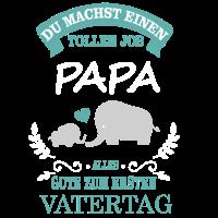 Erster Vatertag - Elefant