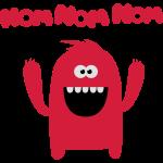 Om nom nom nom - Monster