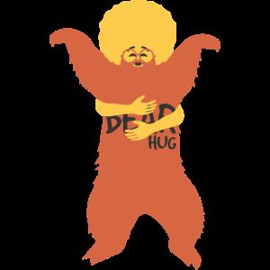 Die Bärenumarmung von Dougsteins