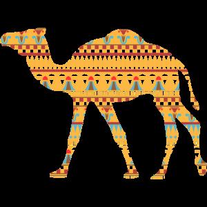 Kamel Ornament Wüste Orient