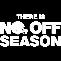 no off season football