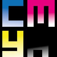 CMYK-Farben