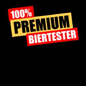Biertester 100 Prozent Bier 100% Weizenbier Pils