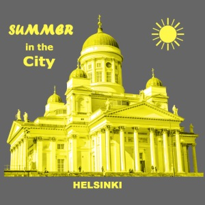 Helsinki Summer City Finnland Urlaub