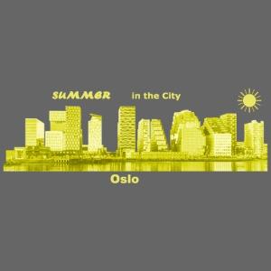 Oslo Summer City Urlaub