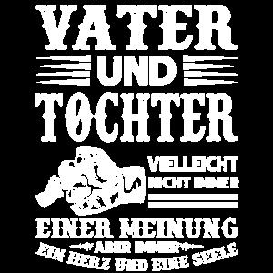 Vater Und Tochter T-Shirt Dad Partnerlook Vatertag
