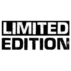 Limited Edition - Slogan - Motto