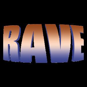 Rave Raver Techno