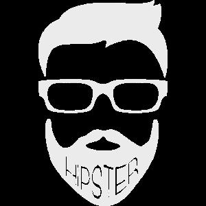 Hipster Bart Vollbart Mann Shirt Geschenk