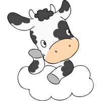 Cow Thinking