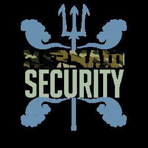 Meerjungfrau Beschützer Security