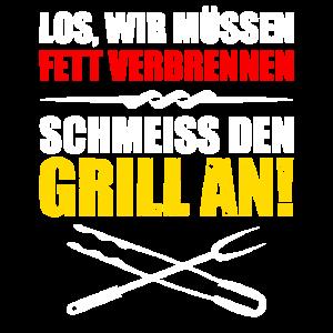 Grillen Grillmeister BBQ Grill Geschenkidee
