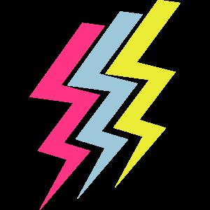 Drei Blitze - Three Thunderbolts
