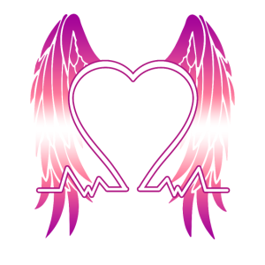 Medical Assistant Caduceus Heart Wings