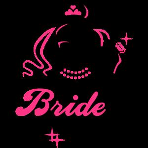 Bride Security - Braut - JGA – Diamant - Ring - 2C