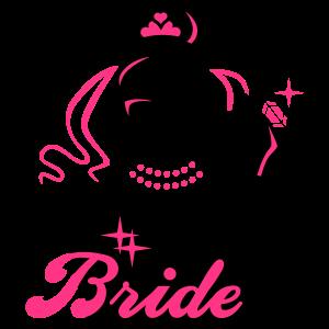 Bride - Braut - JGA – Diamant - Ehering - 2C