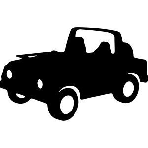 Topless Suzuki SJ (fra Autonaut)