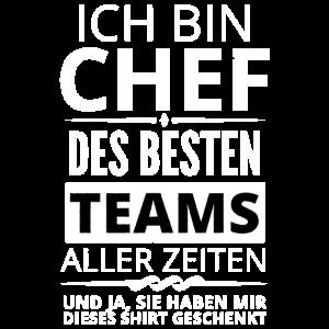 Chef Lustig Geschenk Team