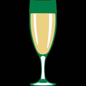 Flöte Champagnerglas 13 7