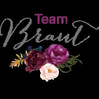 Brautshirts Boho Team