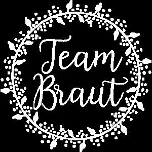Brautshirt Vintage Braut Team
