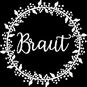Brautshirt Vintage Braut
