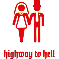 Highway To Hell (JGA / 3D / SVG)