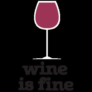 Wein ist gut