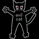schraegerfuerst, evil cat